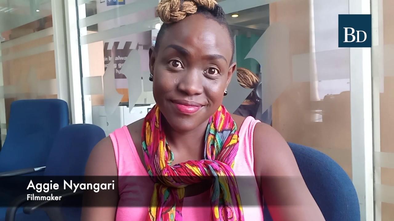 Filmmaker Aggie Nyangari on 'Janjaruka' her new Youtube