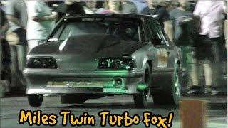 Miles Twin Turbo Fox at Doomsday No Prep