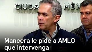 Miguel Ángel Mancera critica a Morena por bloqueo en ALDF - En Punto con Denise Maerker