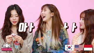 Download Someone laughed and someone cried??!! (전설vs레전드) IDOL GROUND DREAMCATCHER (아이돌 그라운드 드림캐쳐) Ep.1 [SUB]