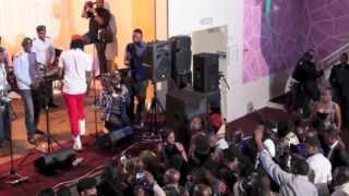 JAH PRAYZAH- SEAN TIMBA LIVE 2013