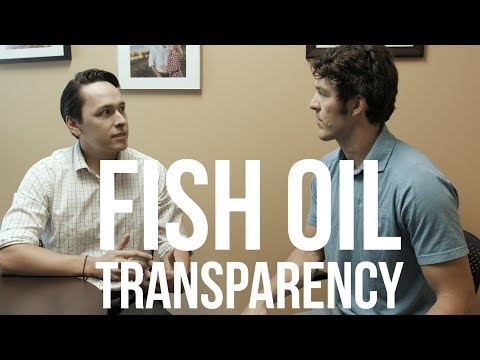 Fish Oil Science & Quality Testing W/ NutraSource   IFOS Testing