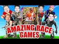 2HYPE Amazing Gaming Race!