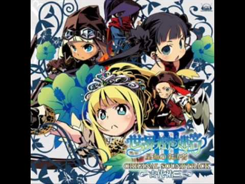 Etrian Odyssey III - Music: The Ancient Capital Enveloped by the Great Tree