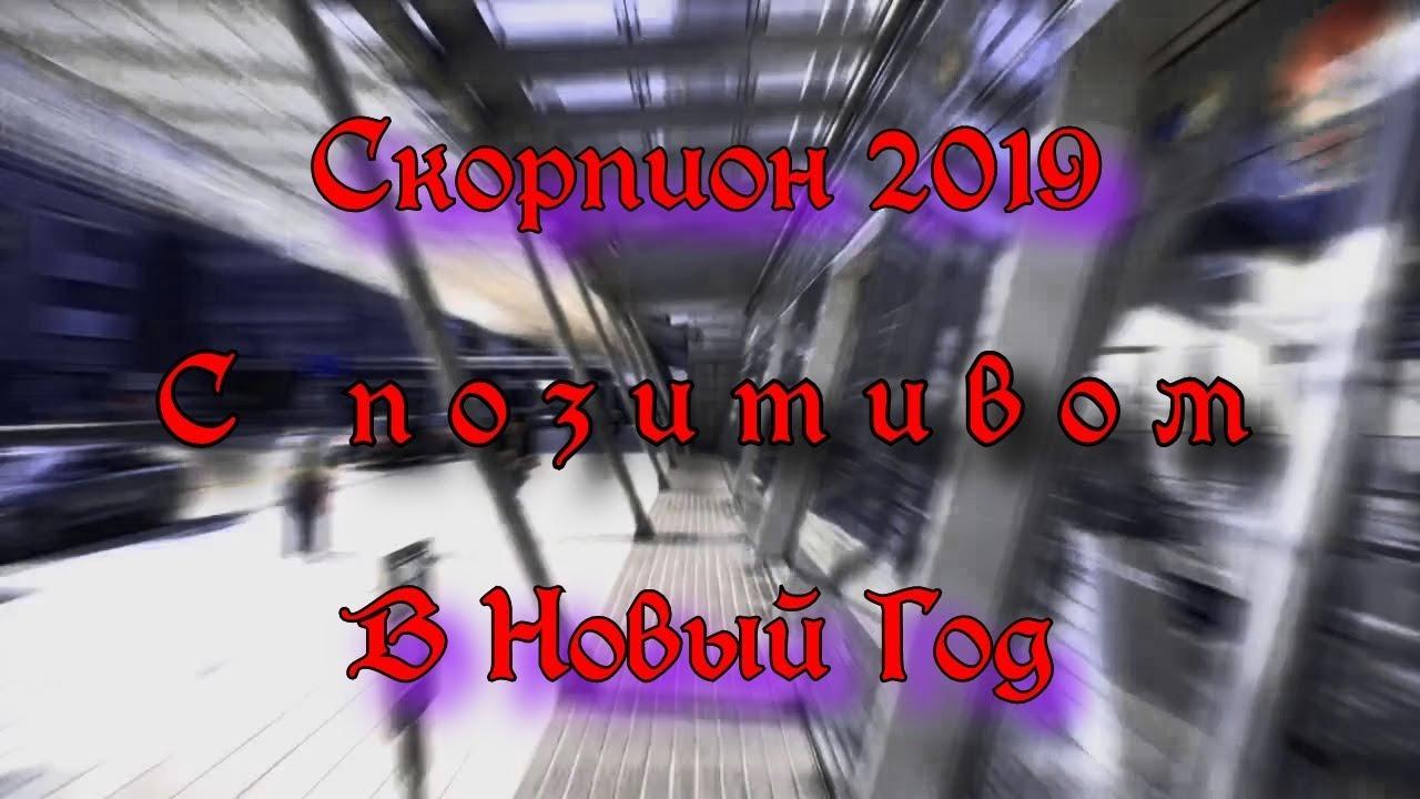 СКОРПИОН на 2019г от ОКЕАНЫ ТАРО «Что год грядущий нам готовит»