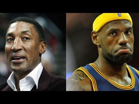 Scottie Pippen Says LeBron James Doesn
