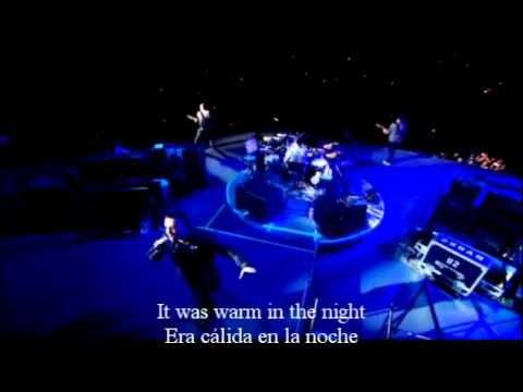 U2 - I Still Haven't Found What I'm Looking For (Tour 360º, From Rose Bowl). Al Español.