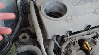 KIA Sportage 3 (2011) (G4KD Theta II) Очередной мотор, осмотр...