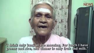 97 Year Old Nanammal (Yoga Teacher)