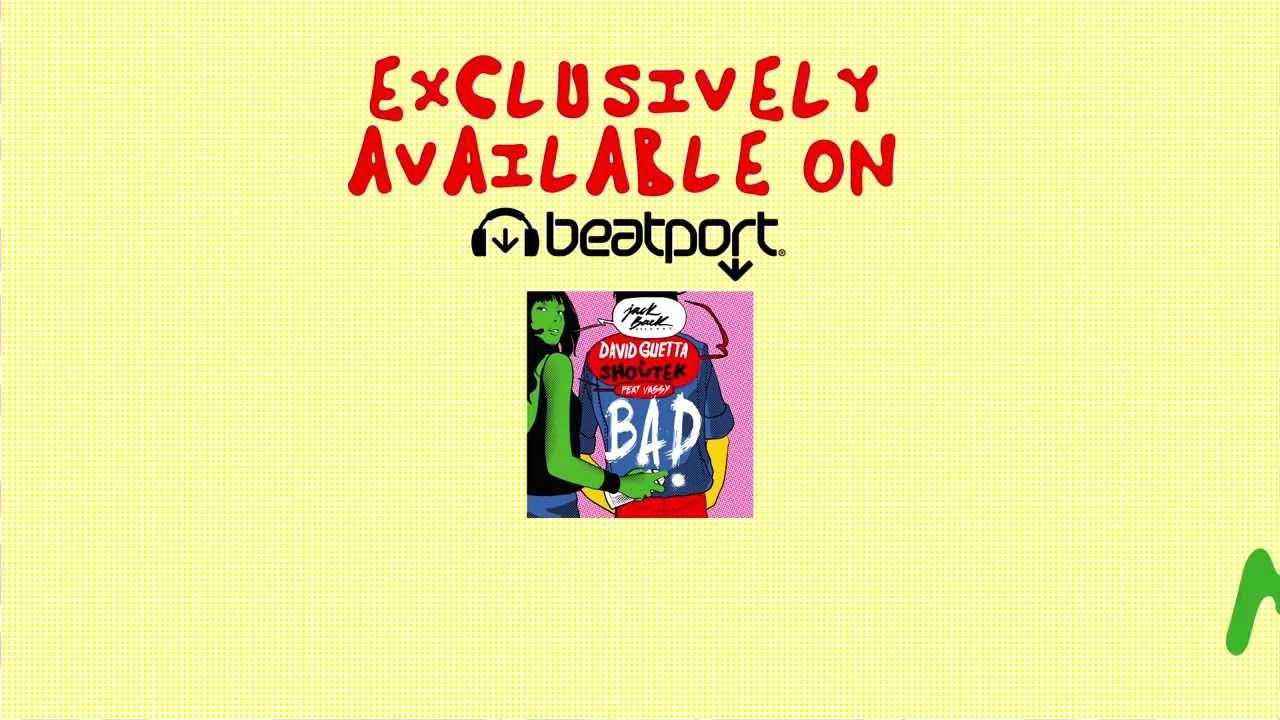 Download David Guetta & Showtek feat. Vassy - BAD (Teaser)