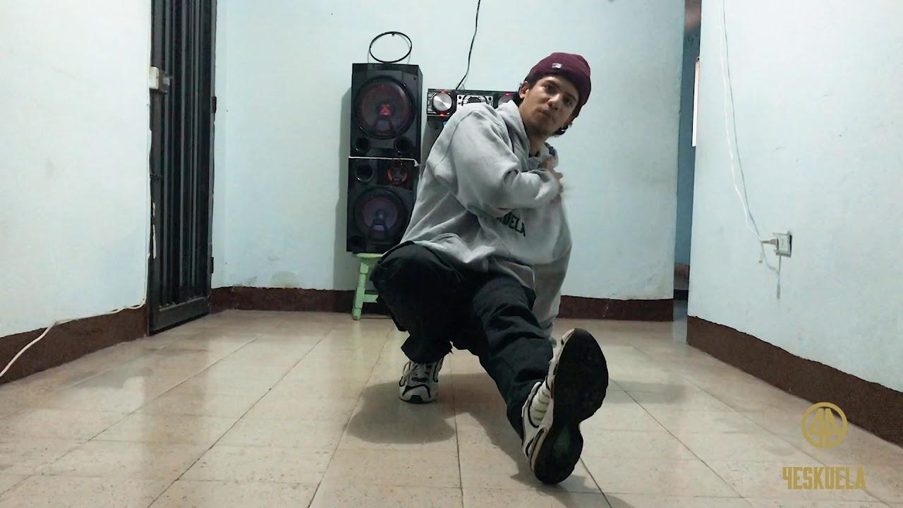 "4ESKUELA BREAKIN FOOTWORK / 3 STEP ""3 PASOS"""