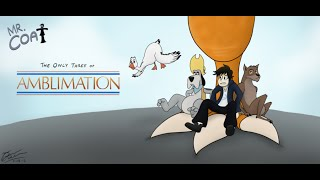 The Only Three of Amblimation (Fievel Goes West, We're Back: A Dinosaur's Story, Balto)