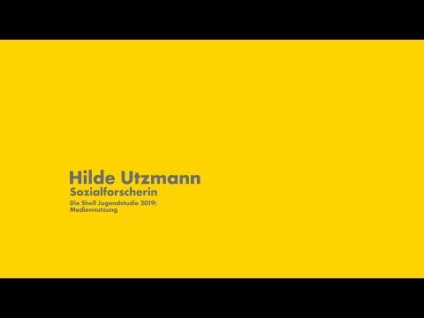 Shell Jugendstudie 2019: Hilde Utzmann