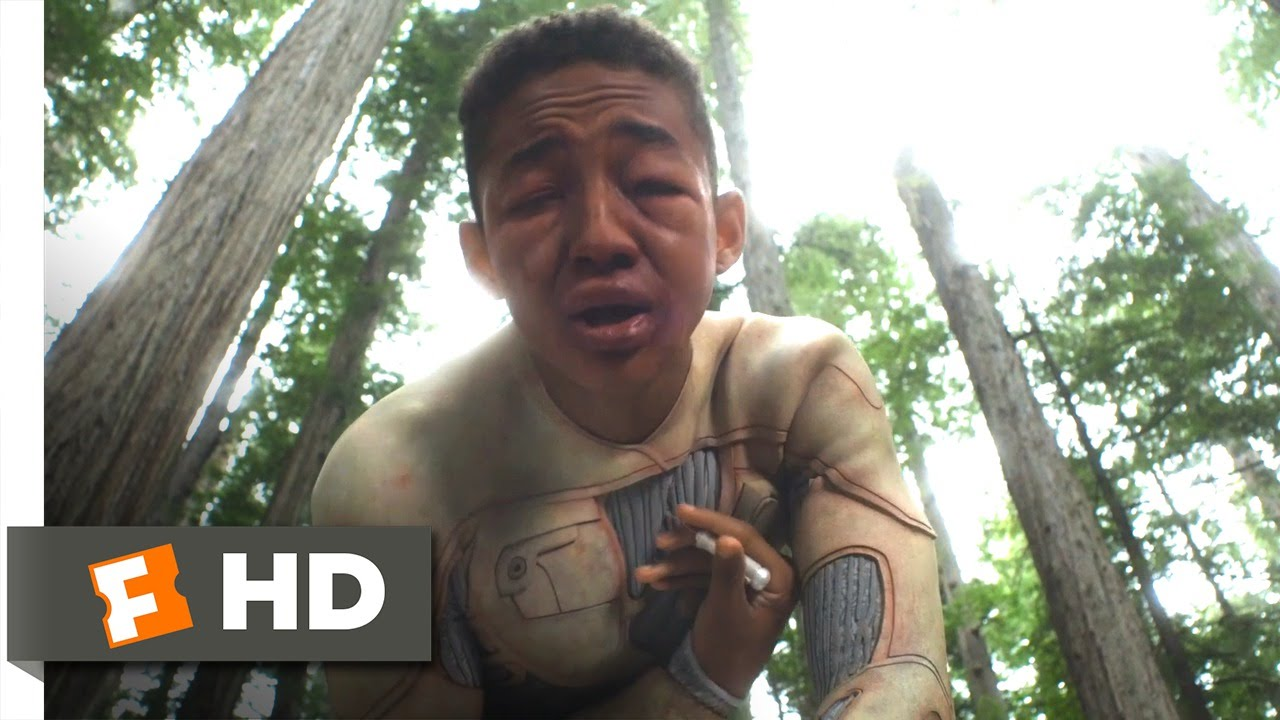 Download After Earth (2013) - Blood Contamination Scene (5/10)   Movieclips