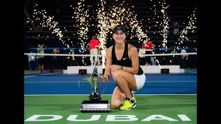 2019 Dubai: Belinda Bencic's Top 5 shots