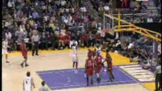 Lakers vs Raptors 2006