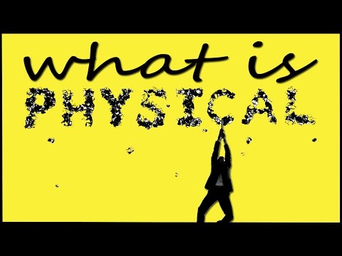 "Crumbling Physicalism - When Physical Became Synonym with ""You've Got to Take This Seriously"""