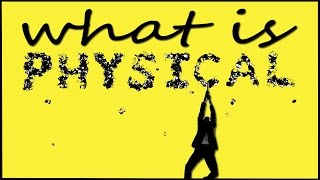 """Crumbling Physicalism - When Physical Became Synonym with """"You've Got to Take This Seriously"""""""