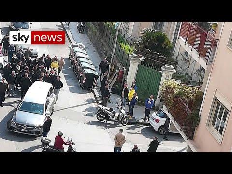 Mafia exploiting coronavirus chaos in Italy