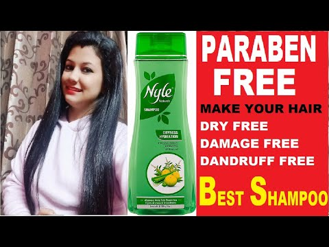 nyle-shampoo-review-hindi|best-natural-shampoo|dry-and-damage-hair