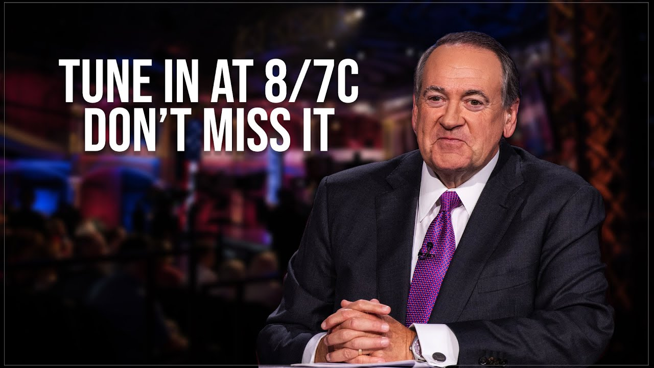 Huckabee #142: Steve Scalise Defends Police, Suing Washington, And More! | Huckabee