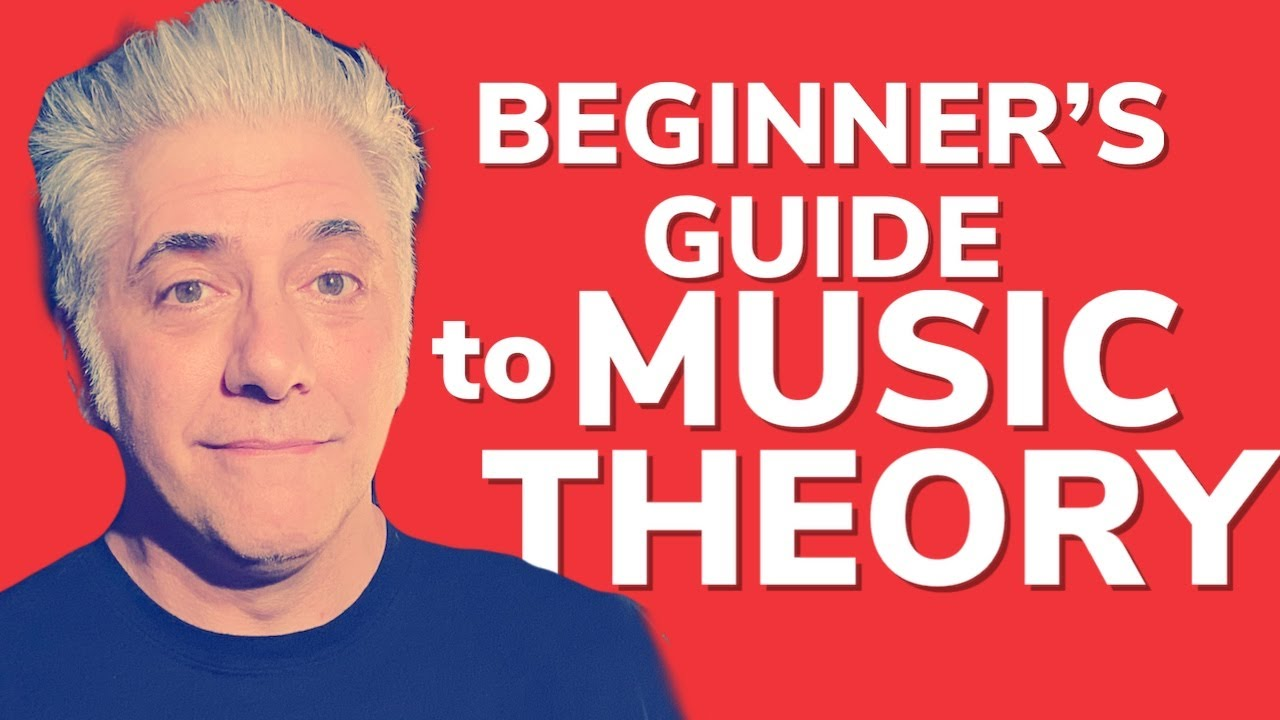 Beginner's Guide To MUSIC THEORY (Sale)