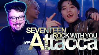 Mikey Reacts to SEVENTEEN (세븐틴) 'Rock with you' Official MV