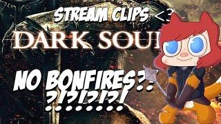 NO BONFIRES?!?! - Dark Souls II Livestream