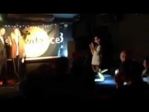 Darren Hamlin @ Snowdance's Melange Factor January 2013