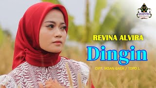Download DINGIN (Hamdan Att) - REVINA ALVIRA (Cover Dangdut)