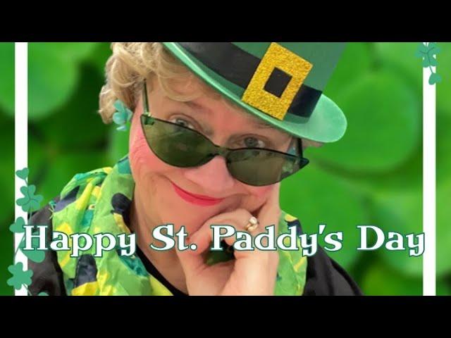 HAPPY ST.PADDY'S DAY