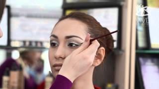 Видеозапись урока «Свадебный макияж». Мейкап Академия красоты VIVID CONVERSION Анастасия Бондарь.