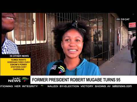 Robert Mugabe turns 95