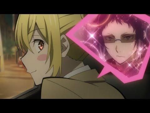 Bungou Stray Dogs Season 3 Ep.5 | Funny Moment Higuchi & Gin | 文豪ストレイドッグス