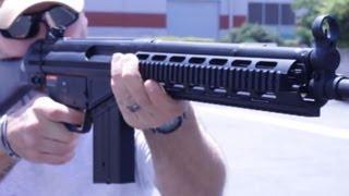 [1.86 MB] JG T3-K1 G3 SG1 Airsoft AEG Rifle - Thor's Pick