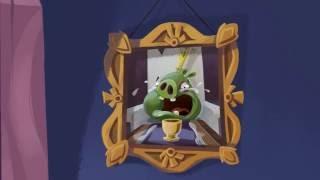 Сердитые птички Angry Birds Toons 3 сезон 7 Портрет по свински серия все серии подряд