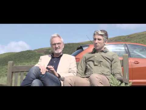 The New SEAT Ibiza Road Trip with George and Larry Lamb. Part 5.