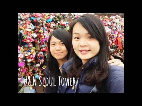 Top 10 Places to Visit in Seoul, Korea 2016