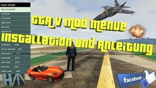 GTA 5 Online und Offline | Mod Menue Tutorial | Installation und Anleitung | Easy [Deutsch] [HD]
