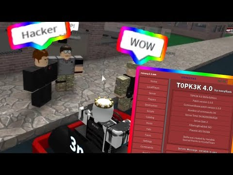 Roblox Exploiting #14 - Roblox Army Groups