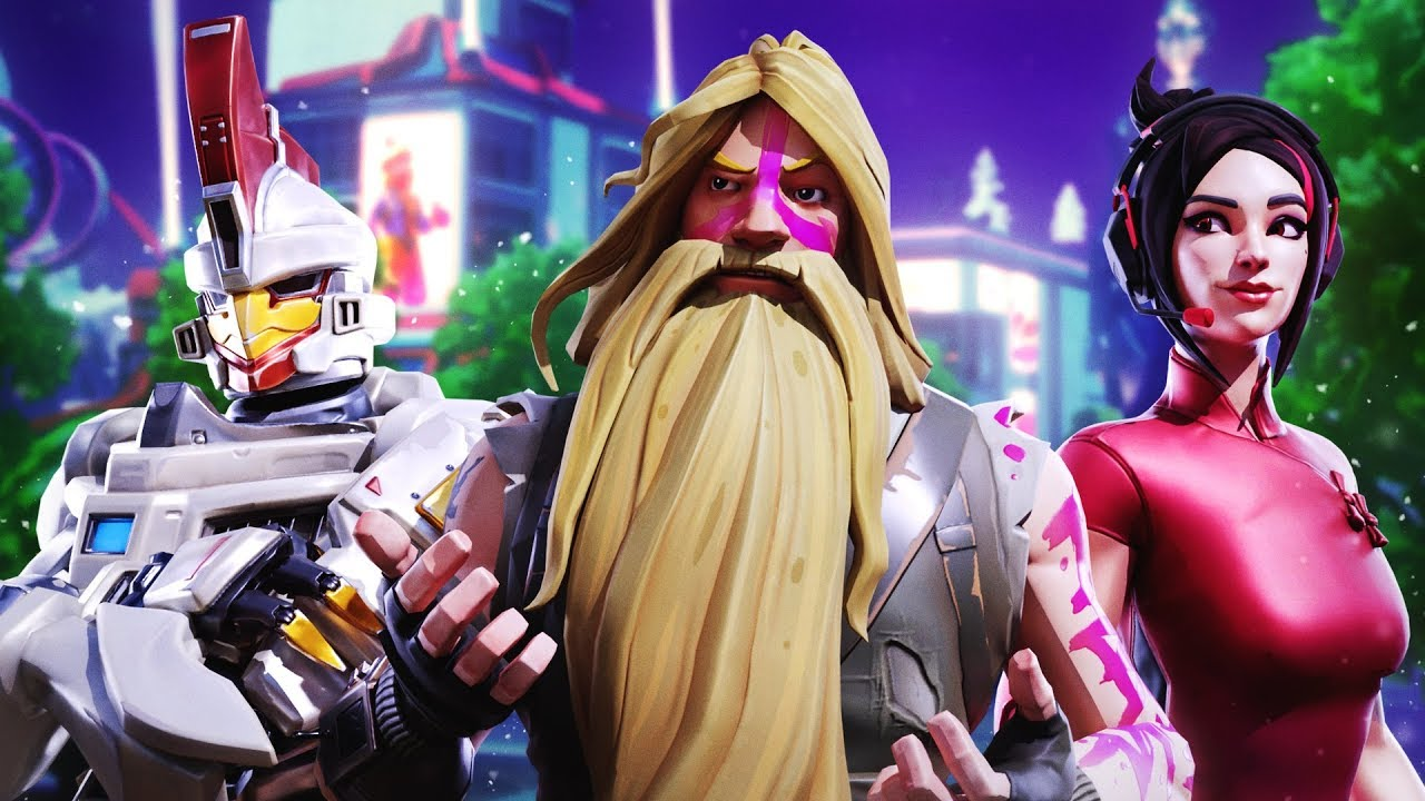 Fortnite season 9: The future comes to Tilted Towers