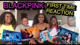 FIRST TIME KPOP REACTION! Welcome our new Blinks!