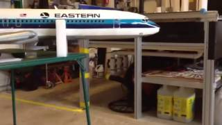 R/c eastern airlines 727-200