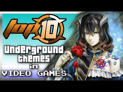 Top 10 Underground Themes In Video Games | Our Favorites!