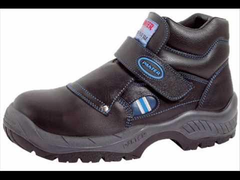 Calzado de seguridad panter baselga lizaga s a - Botas de seguridad precios ...