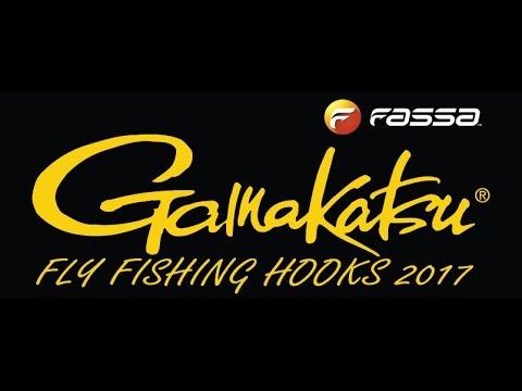 GAMAKATSU -  Fly Fishing Hooks 2017 - FASSA