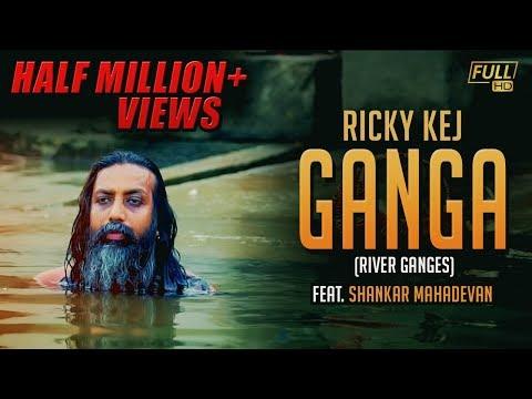 Ricky Kej - Ganga - GRAMMY® WINNER - Shankar Mahadevan