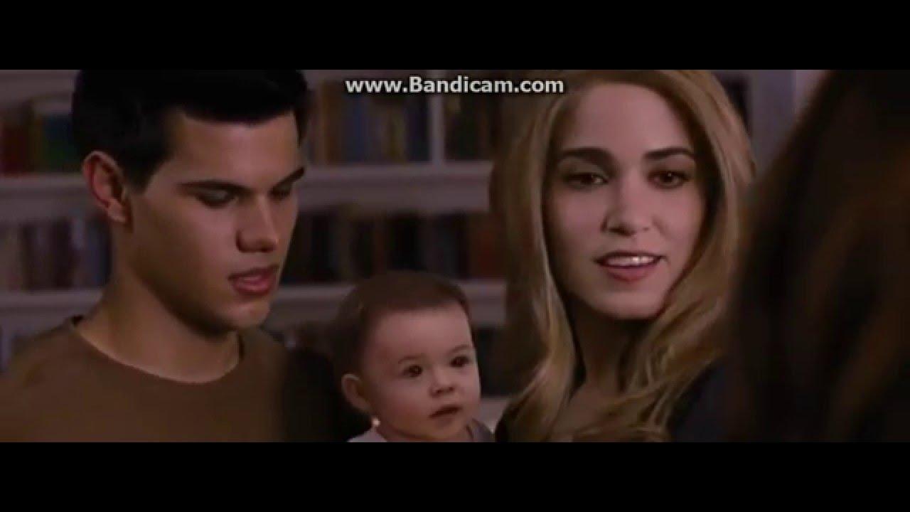 Download Twilight Saga Breaking Dawn Part2 || Jacob imprints On Renesmee