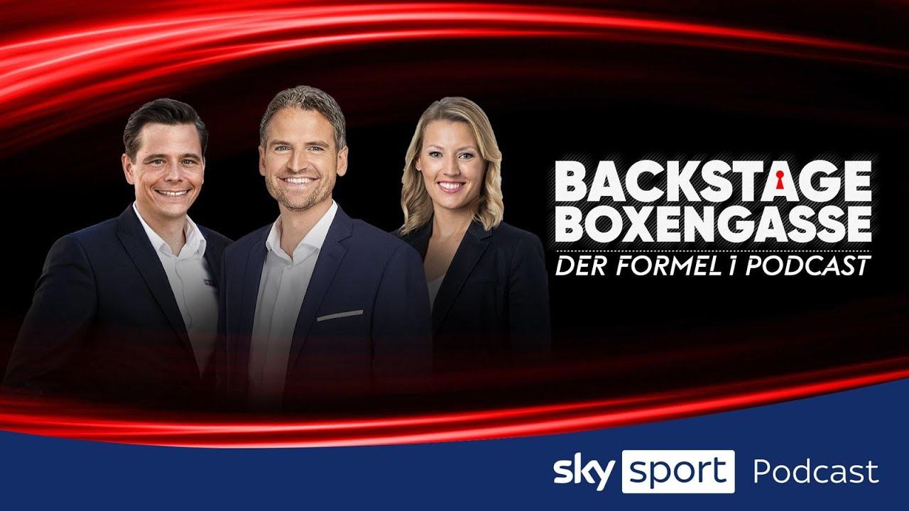 Frankreich Grand Prix - Hamilton wird zurückschlagen! | Backstage Boxengasse #15 | Der F1 Podcast