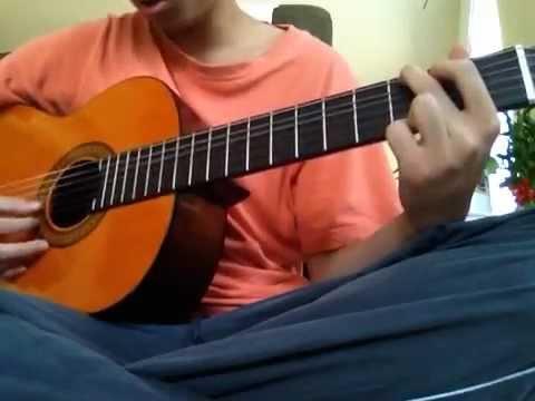 Elliott Smith - Waltz #2 guitar tutorial part 1